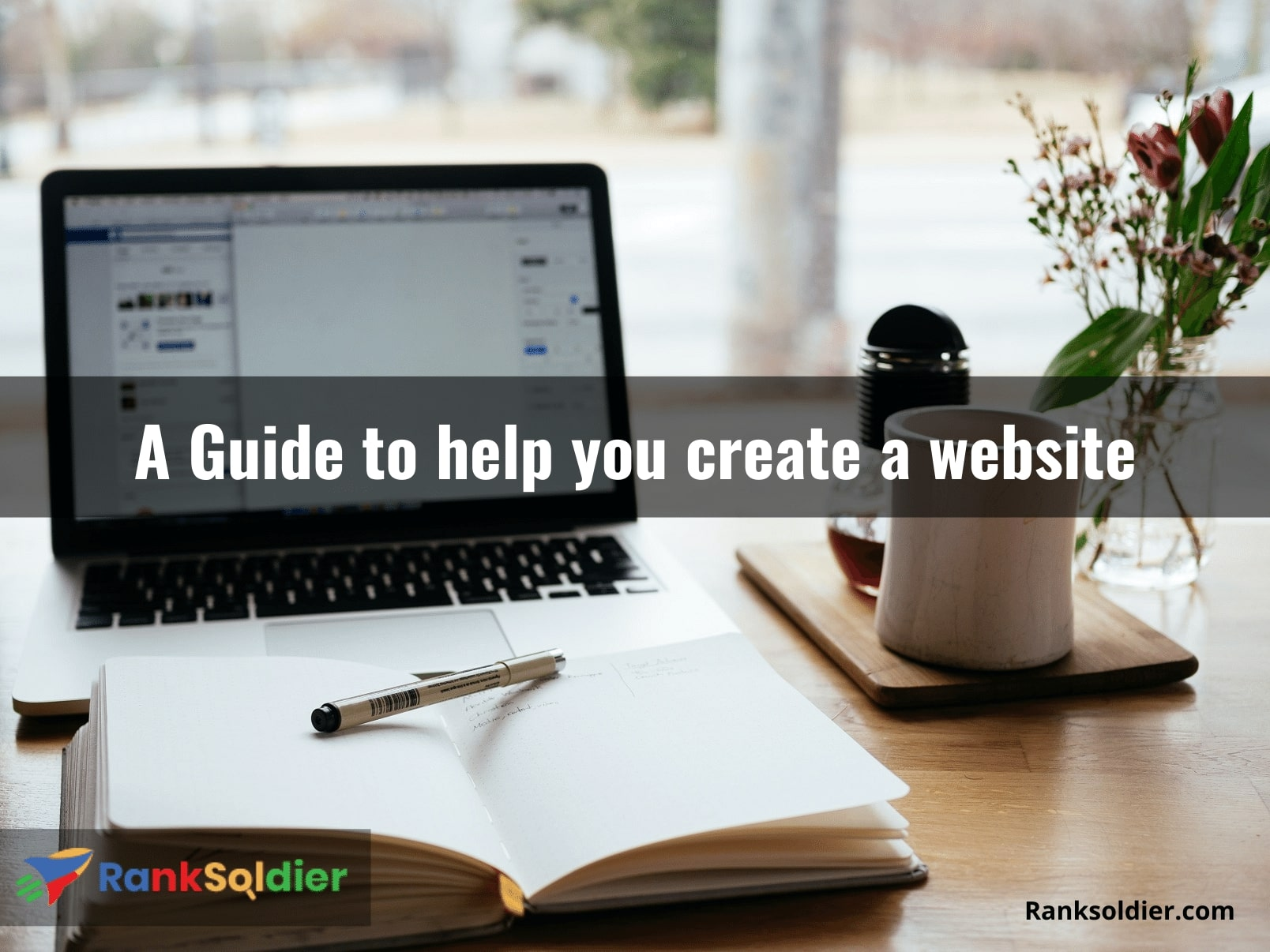 A Guide to help you create a website