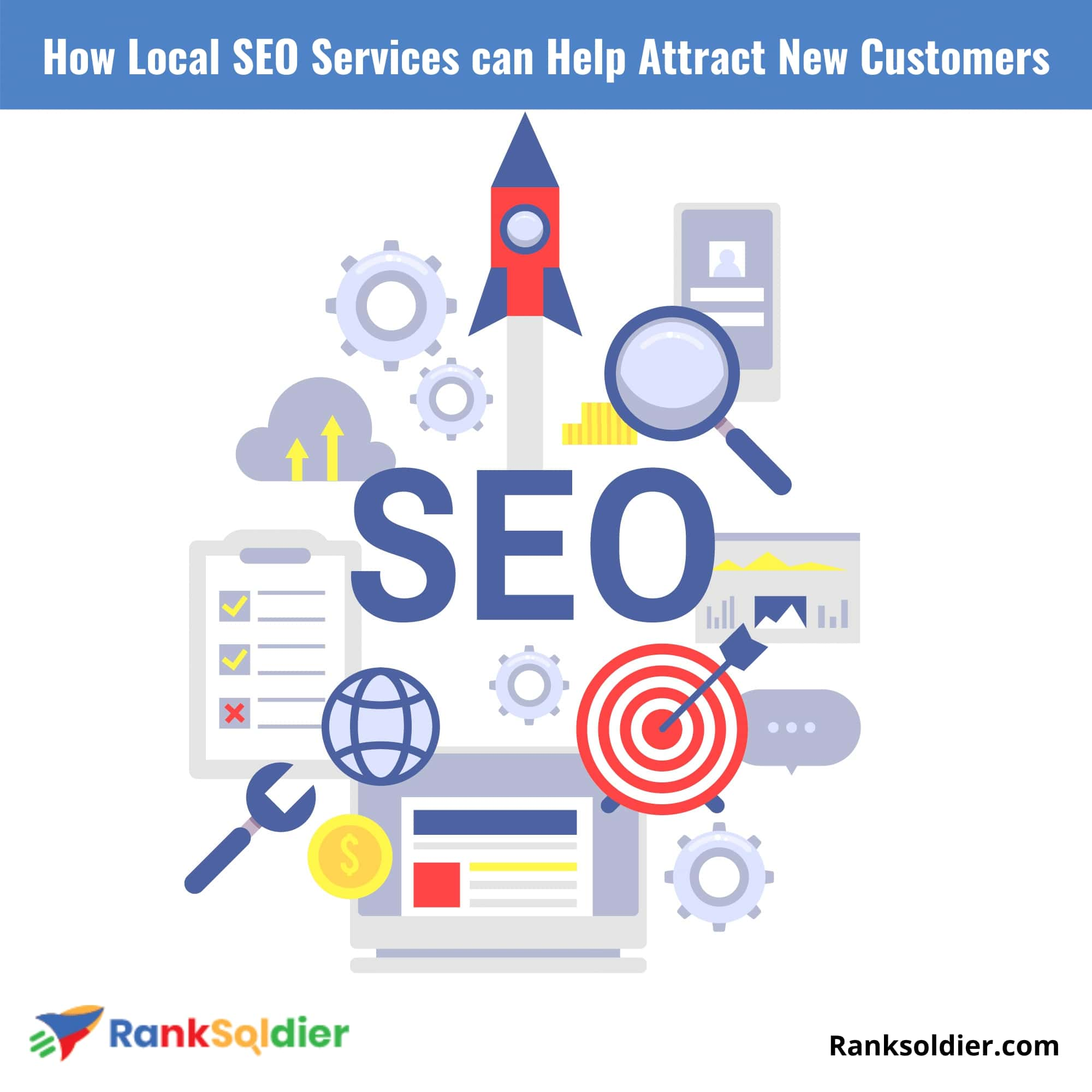 How Local SEO Services can Help Attract New Customers