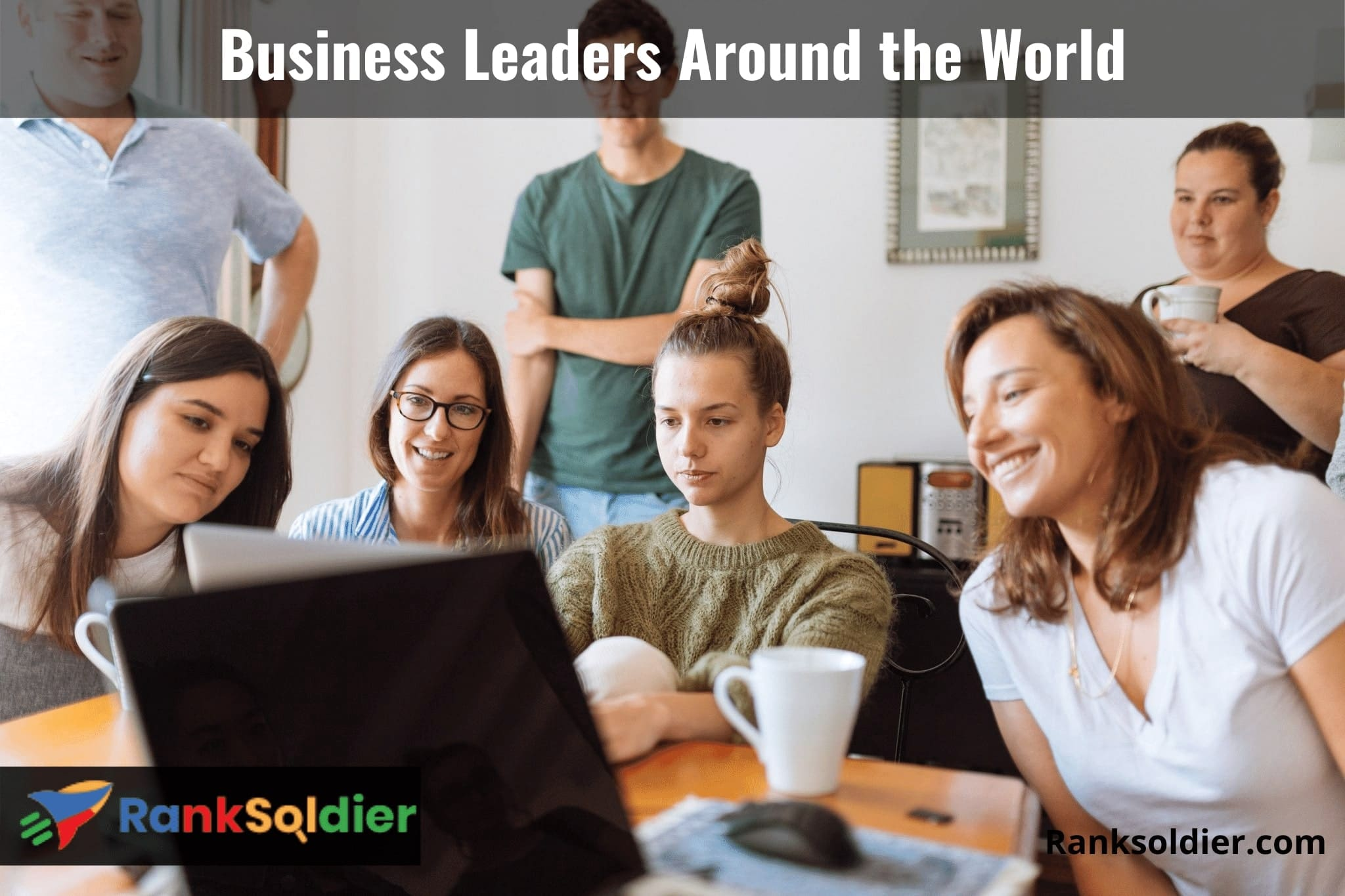 Business Leaders Around the World