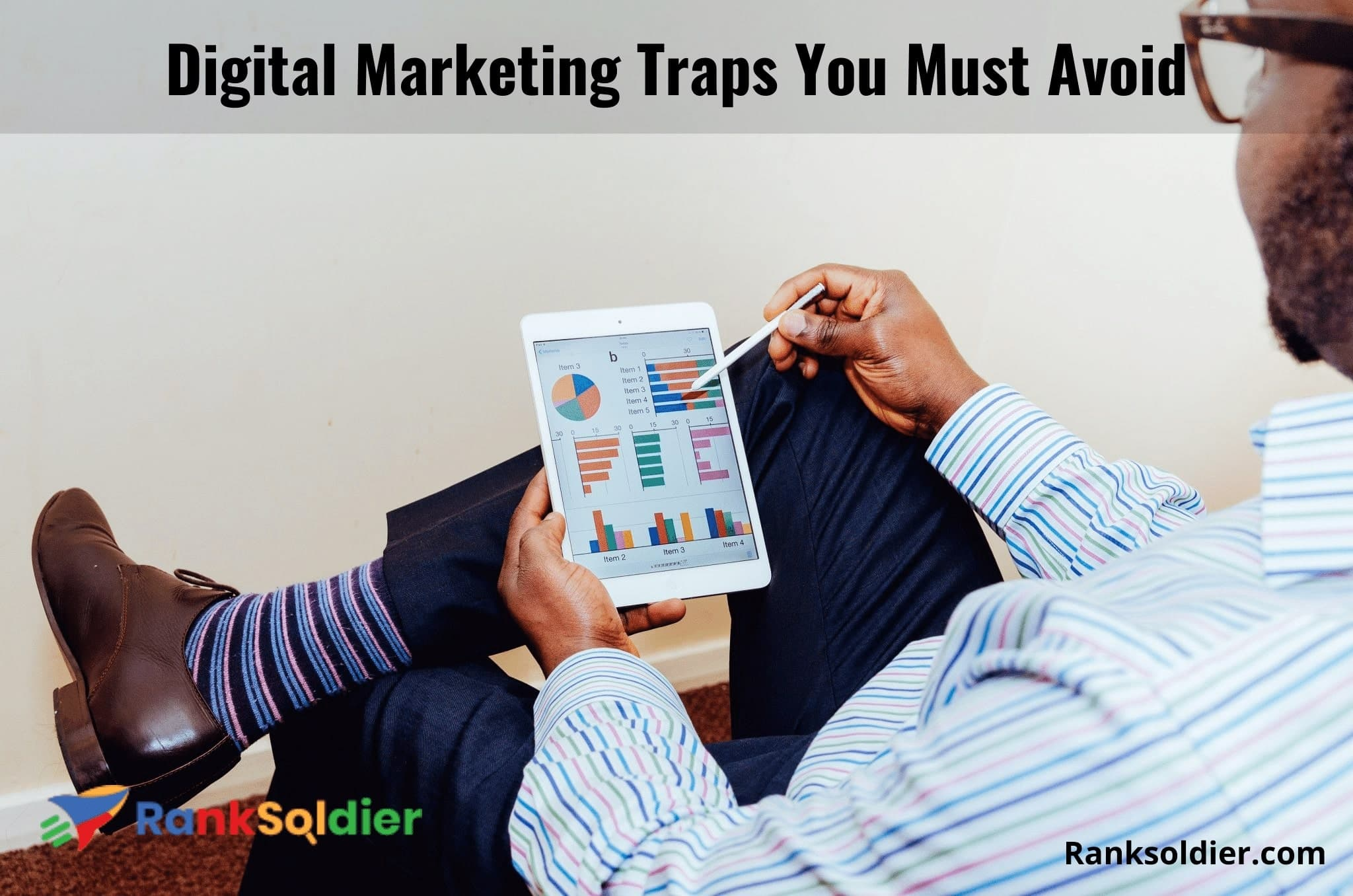 Digital Marketing Traps You Must Avoid