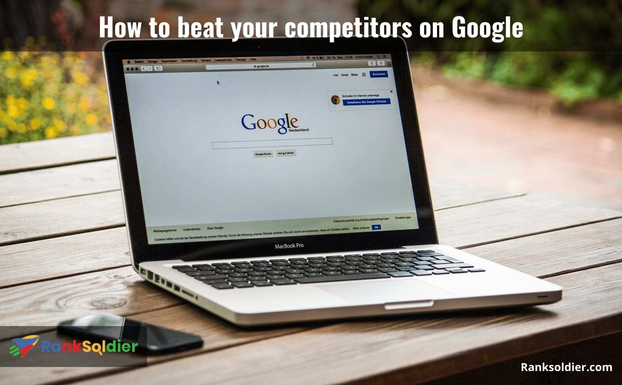How to beat your competitors on Google