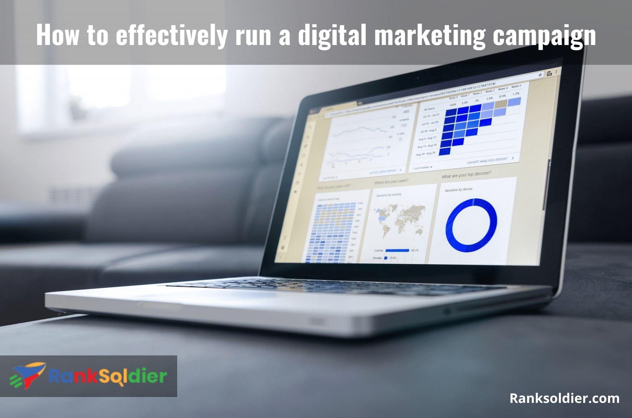 How to effectively run a digital marketing campaign