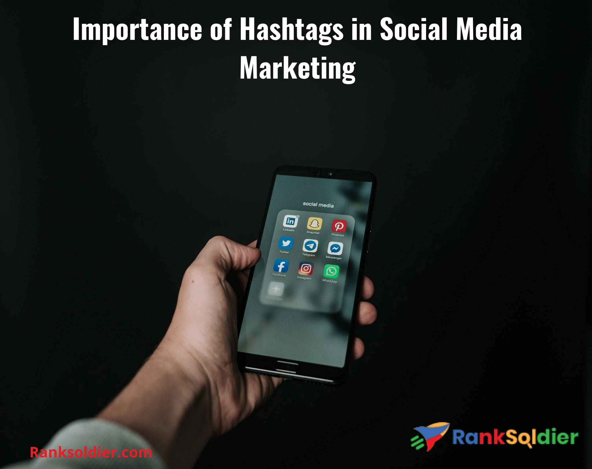 Importance of Hashtags in Social Media Marketing