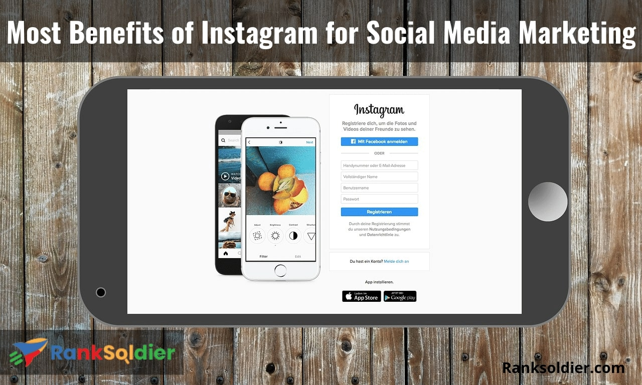 Most Benefits of Instagram for Social Media Marketing