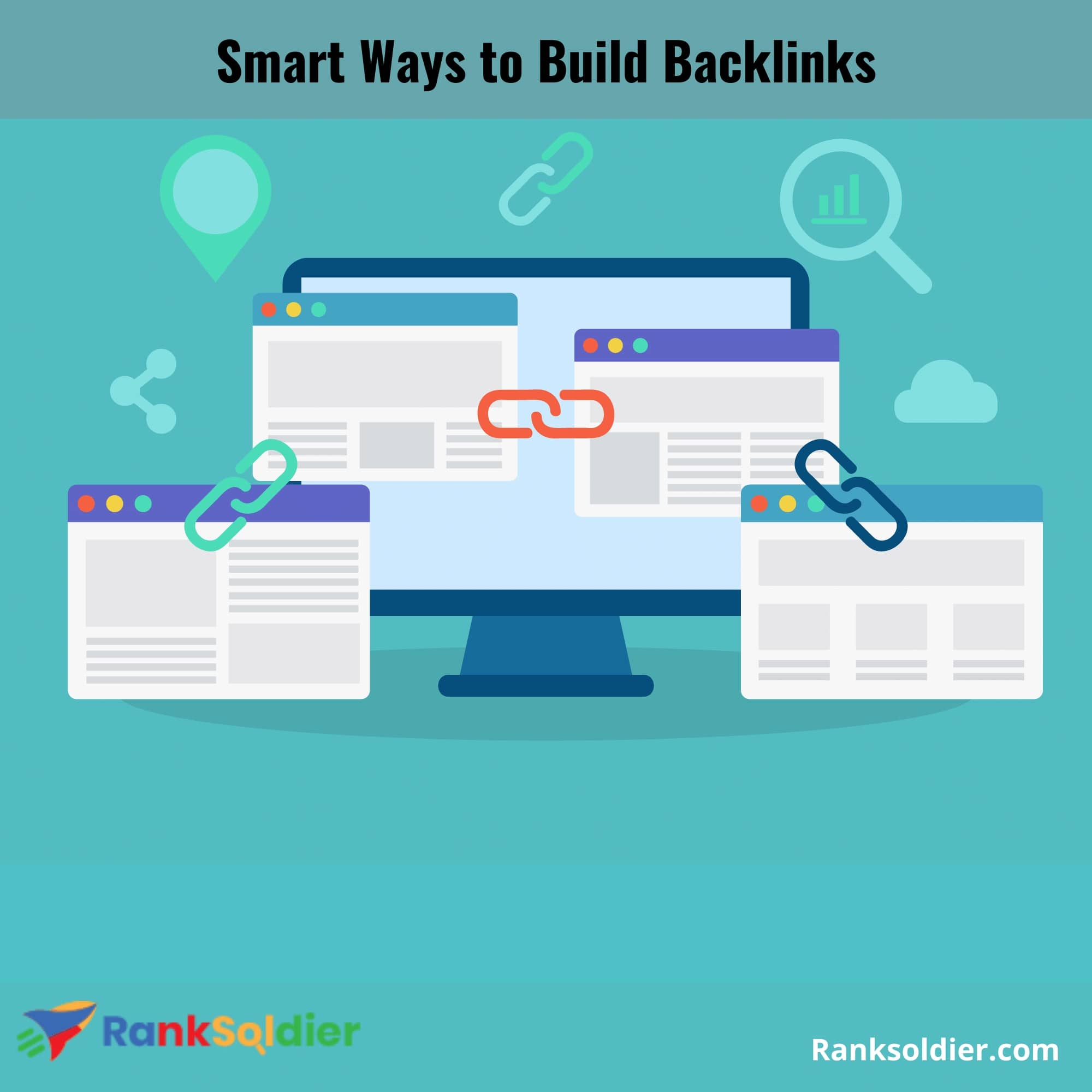 Smart Ways to Build Backlinks