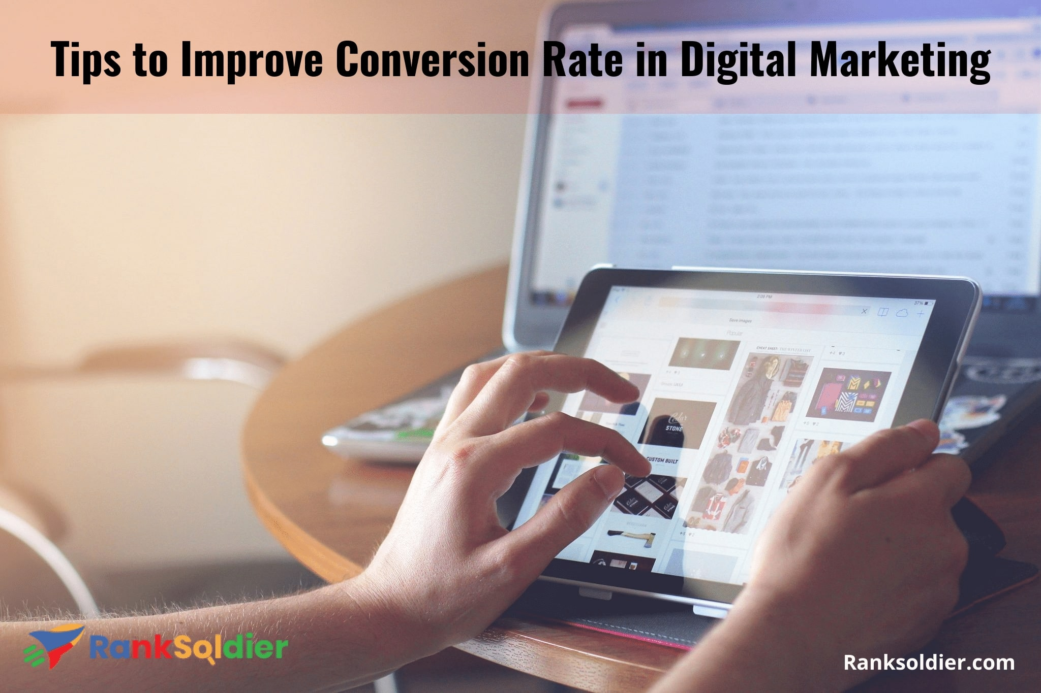 Tips to Improve Conversion Rate in Digital Marketing
