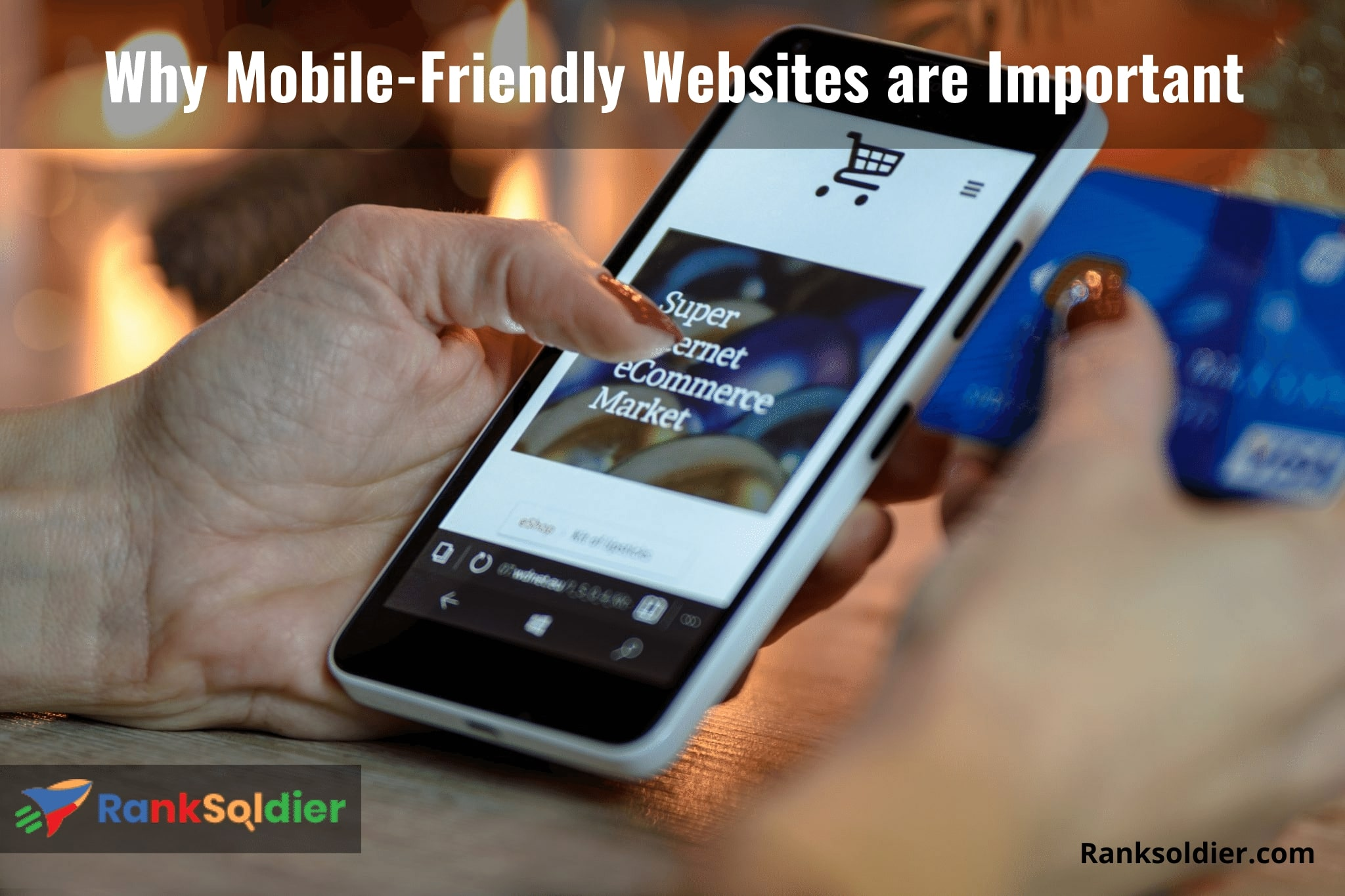 Why Mobile-Friendly Websites are Important