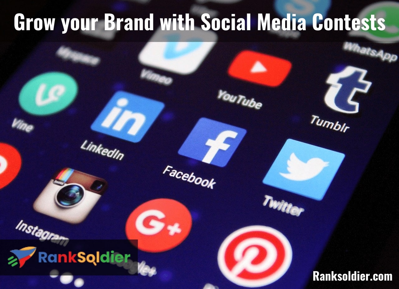 Grow your Brand with Social Media Contests
