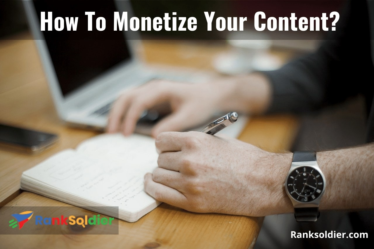 How To Monetize Your Content_