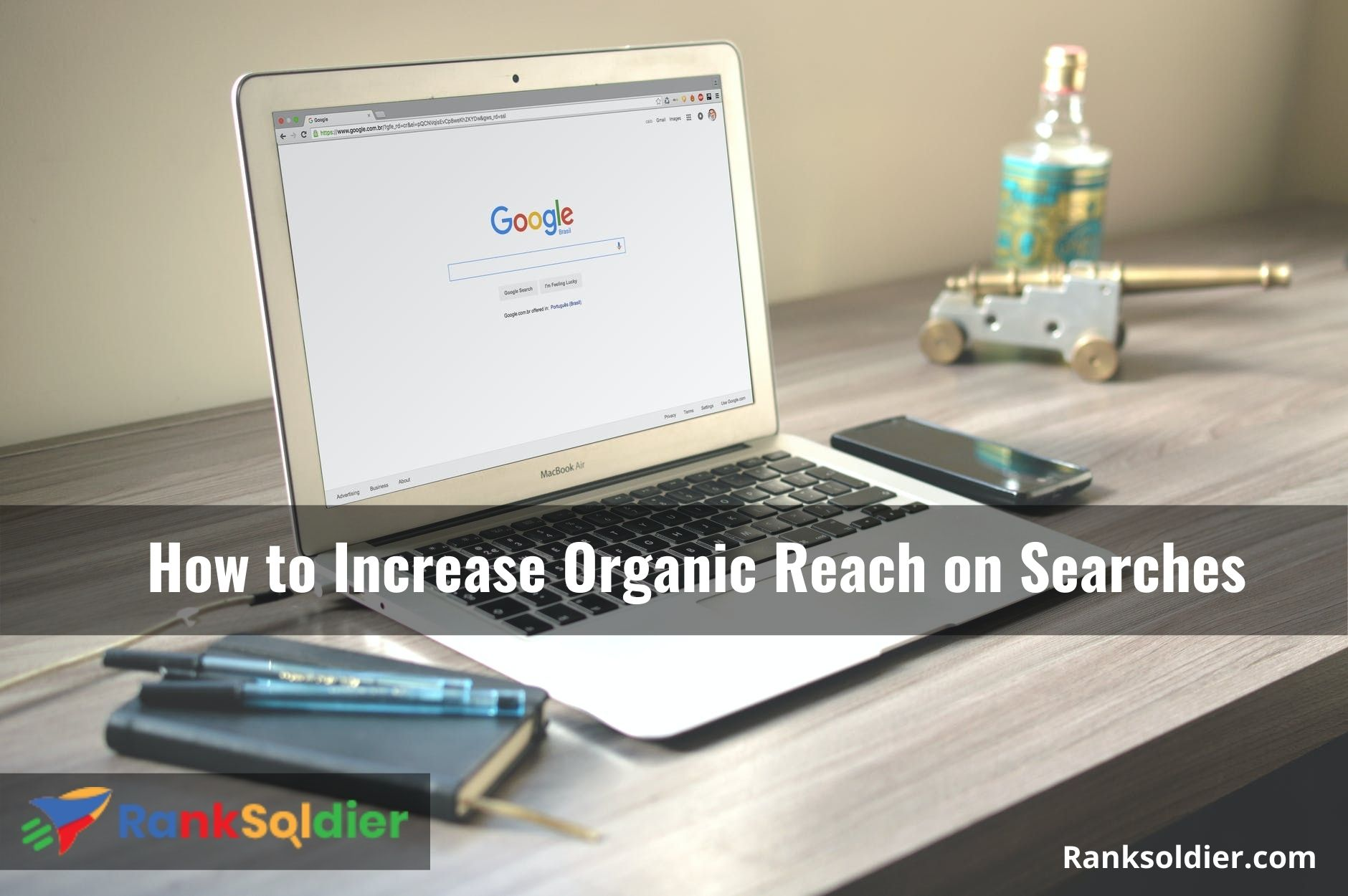How to Increase Organic Reach on Searches