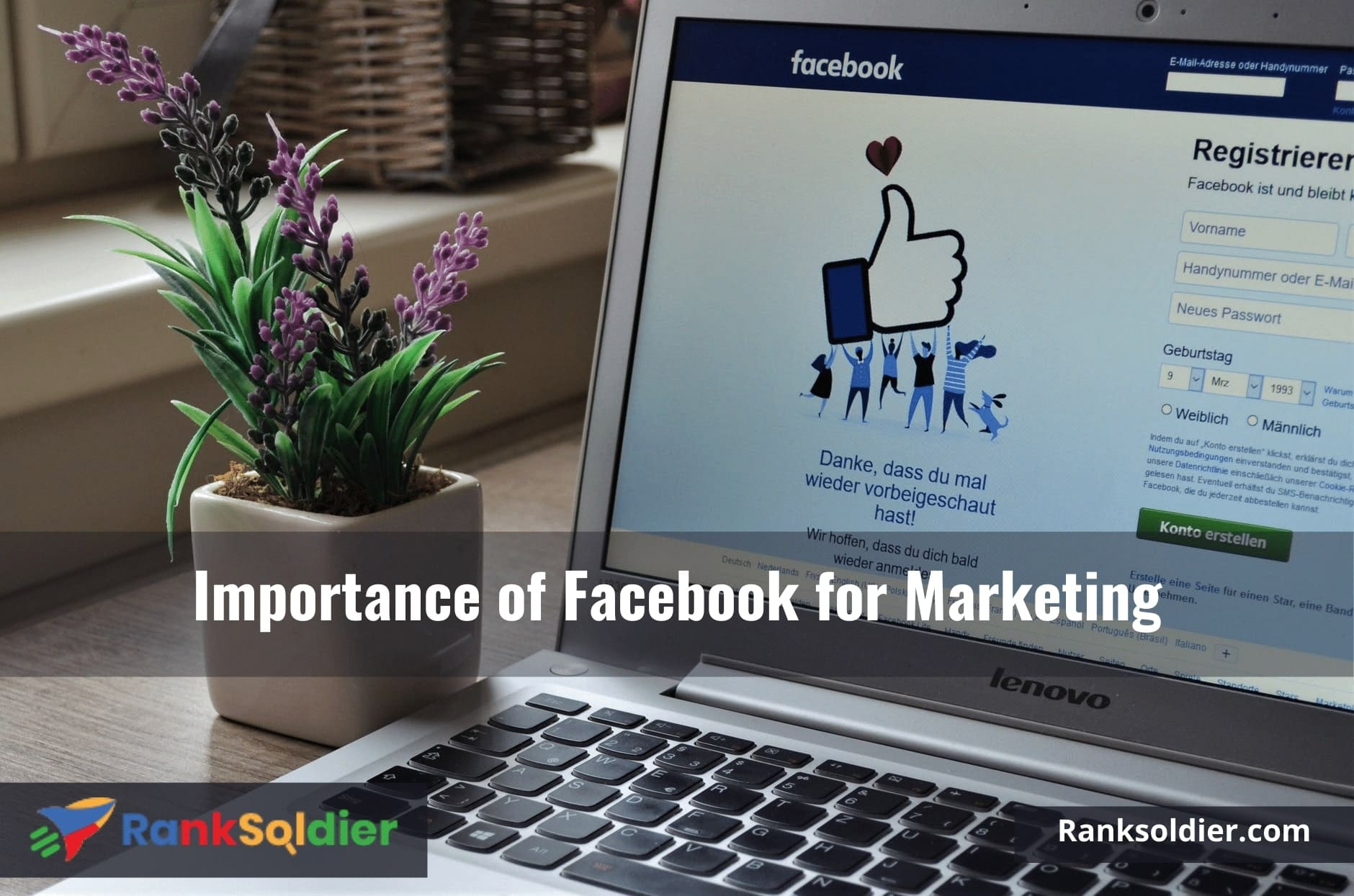 Importance of Facebook for Marketing