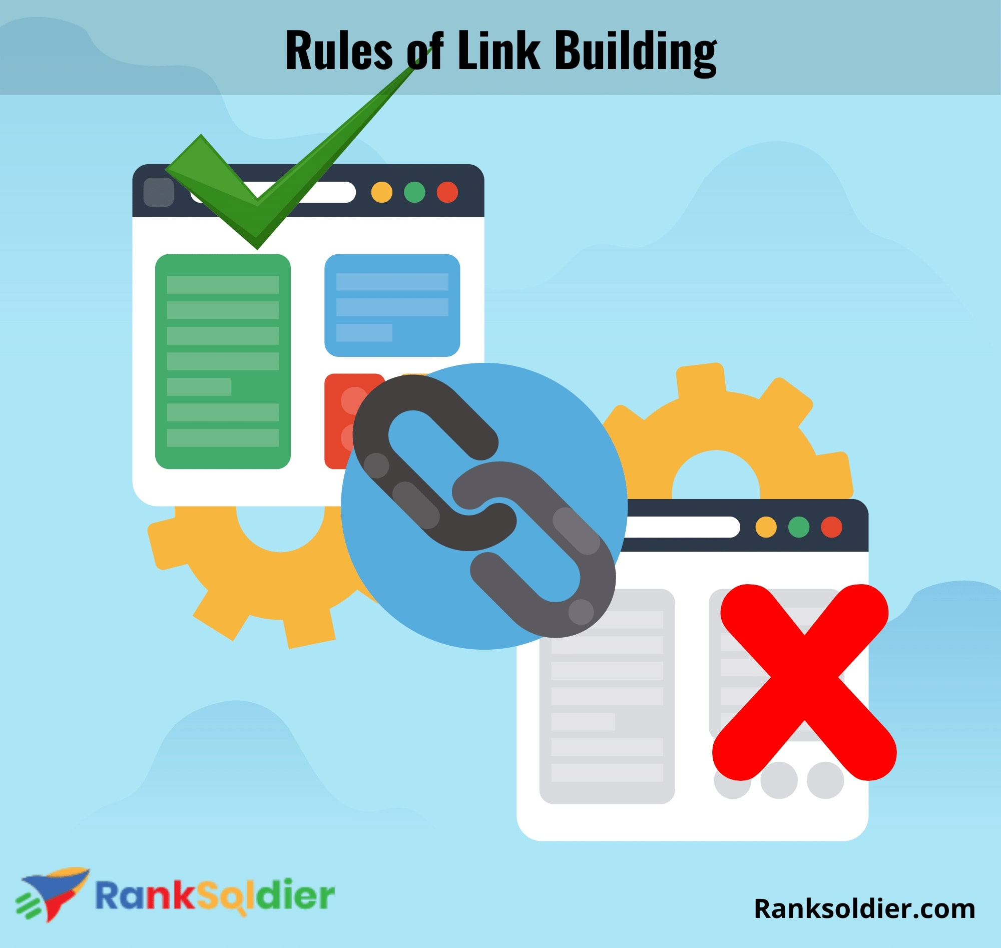 Rules of Link Building