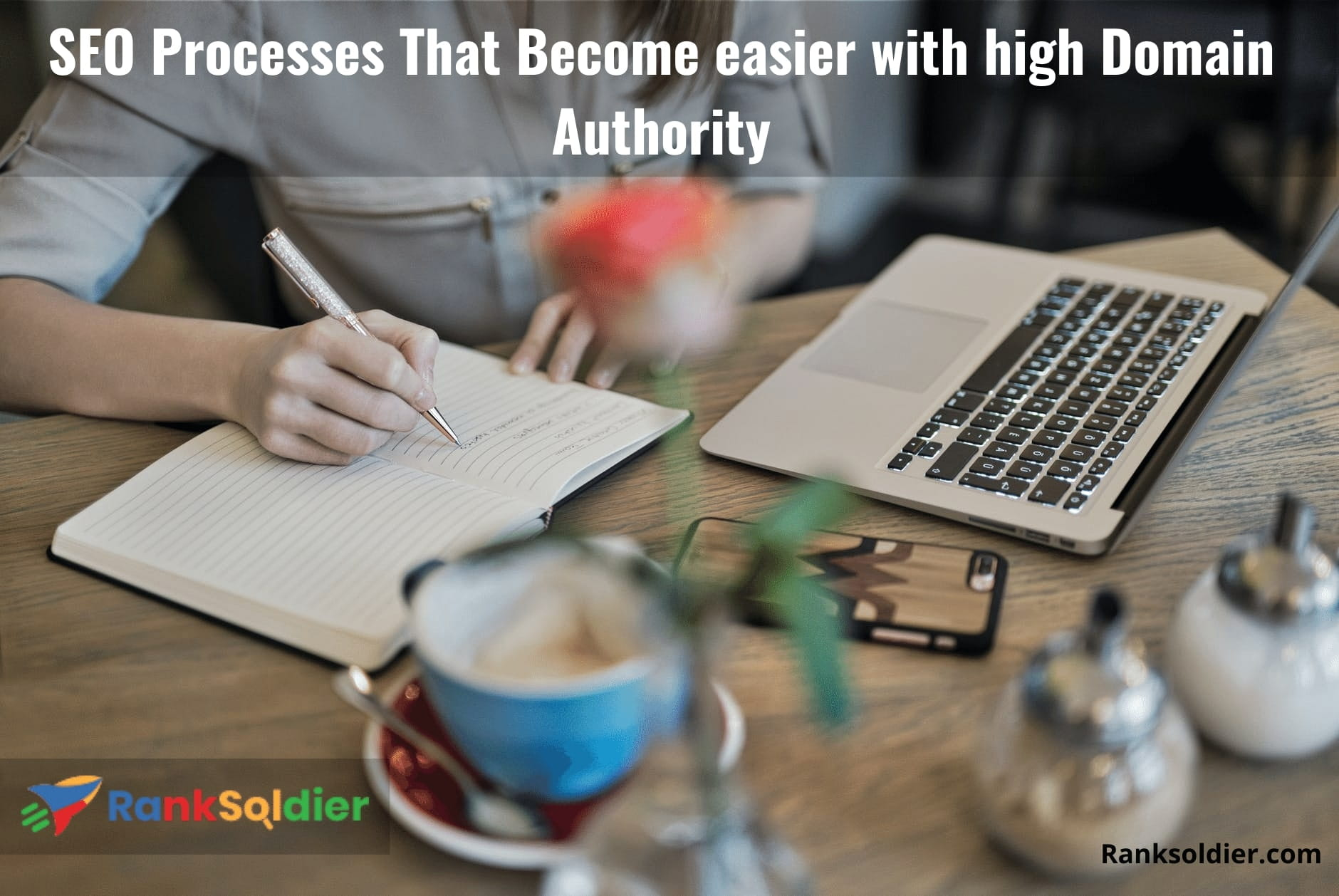 SEO Processes That Become easier with high Domain Authority